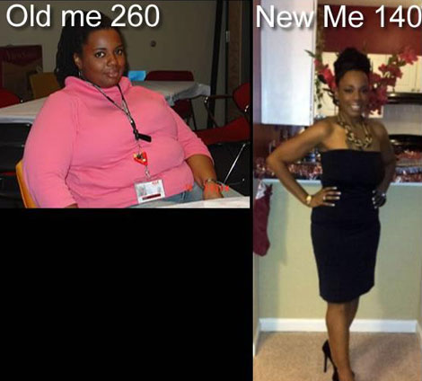 elliptical machine before and after