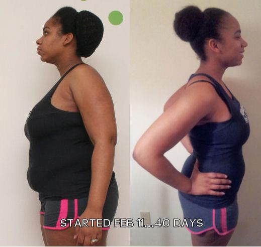 Victoria has lost 25 pounds | Black Weight Loss Success