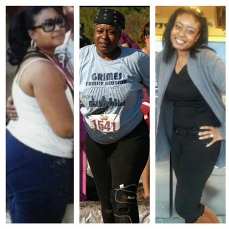 Dee lost 91 pounds | Black Weight Loss Success