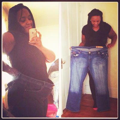 Diana lost 120 pounds | Black Weight Loss Success