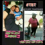 Marcella lost 116 pounds with gastric bypass